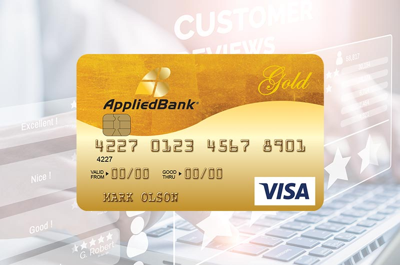 Secured Card Choice Review of Applied Bank® Secured Visa® Gold